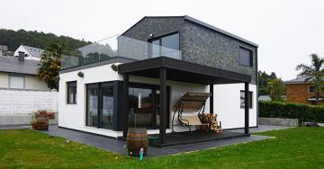 Por qué comprar una casa prefabricada de acero