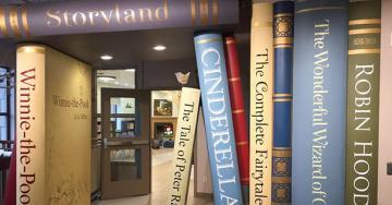 20 bibliotecas que se salen de lo común