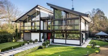 El lujo también llega a las casas prefabricadas