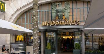 Así es el McDonald's más bonito del mundo