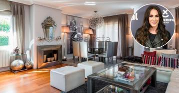 Malú pone a la venta su chalet en Madrid por cerca de un millón de euros