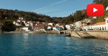 El encanto de la España vacía: Tazones, el pueblo asturiano con más bares por habitante
