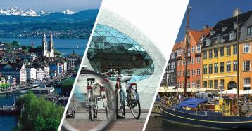 Las 10 ciudades europeas con la mejor calidad de vida (y ninguna es española)