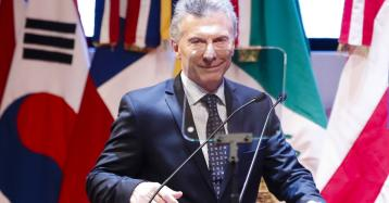 Macri promete congelar el precio de las hipotecas en Argentina