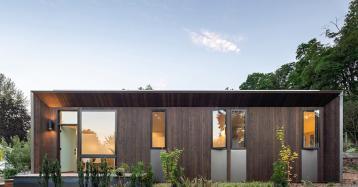 La casa prefabricada y ecológica de Seattle creada para facilitar el acceso a la vivienda