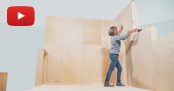 U-Build: el innovador sistema de autoconstrucción para hacer casas de forma rápida y barata