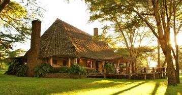 El mejor resort del mundo se encuentra en una reserva en Kenia