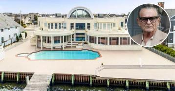 El actor Joe Pesci saca a la venta una mansión frente al mar por 5,8 millones