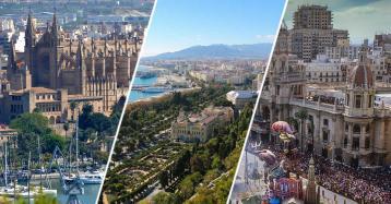 Descubre cómo ha variado el alquiler desde 2014 en las principales ciudades de España