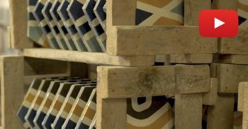 Mosaics Martí o cuando el arte se transforma en mosaico hidráulico