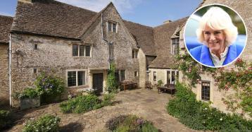 Una antigua propiedad de Camilla Parker Bowles sale a la venta en Inglaterra