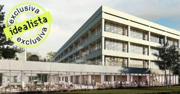 IBA Capital compra a Naropa un edificio de oficinas 'llave en mano' en Madrid