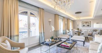 El alquiler de lujo en Madrid: de los 3.000 euros al mes por un piso a los 7.000 de un chalet