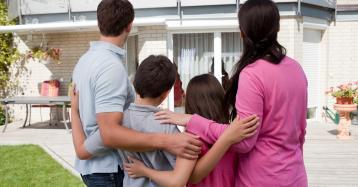 Las ventas de casas registradas se desploman un 43% en el trimestre del confinamiento