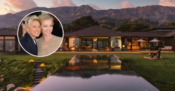 La famosa pareja Ellen DeGeneres y Portia de Rossi ponen a la venta este casoplón