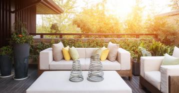 Ideas de decoración para balcones y terrazas: tendencias para la primavera y verano