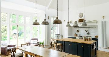El increíble mundo de las cocinas deVOL: sencillas, elegantes y con personalidad