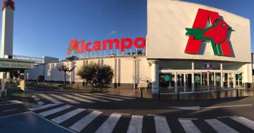 Alcampo cierra 30 supermercados en el marco de su reorganización en España