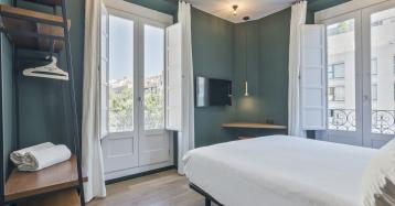 Smart Rooms crece con un nuevo hostal 'boutique' en el centro de Barcelona