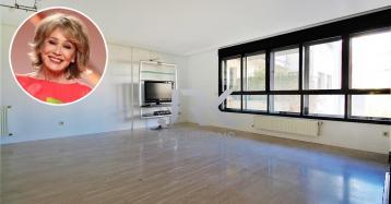 El piso donde vivía Mila Ximénez está de nuevo en alquiler por 3.500 euros al mes