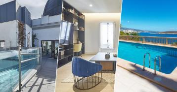 Las 10 casas de lujo más visitadas en el verano 2021 (y aún a la venta)
