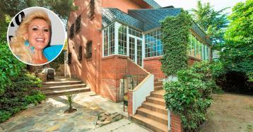 Raquel Mosquera vende su casa de Galapagar en idealista por 500.000 euros