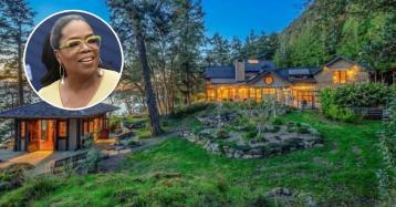 Oprah Winfrey logra vender una espectacular propiedad rural por casi 12 millones