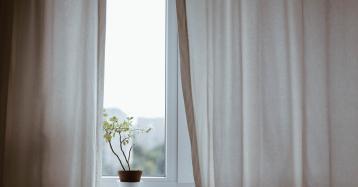 Las cortinas ideales para decorar la casa