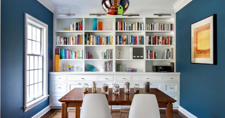 Mesa comedor minimalista — idealista/news