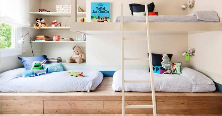 Decoracion Dormitorios Pequeños Idealistanews