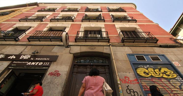 El edificio con más muertes en Madrid: antes de comprar casa, investiga