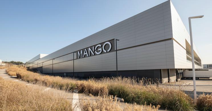 Mango invertirá 35 millones en sumar 90.000 m2 a su 'mega' almacén en Barcelona