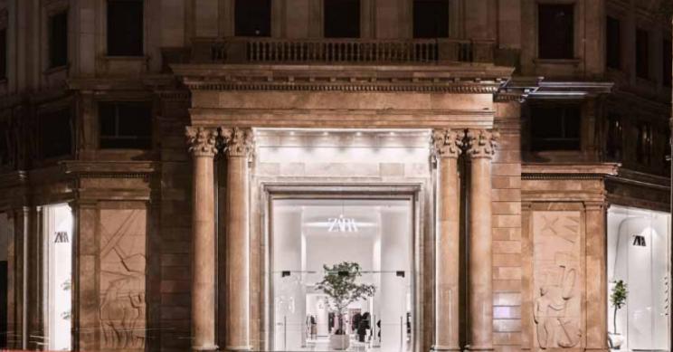 Inditex roza las 7.500 tiendas en el mundo con Zara como 'punta de lanza' del grupo