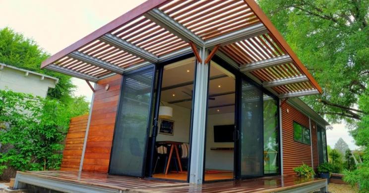 Acogedoras minicasas prefabricadas y modulares desde 77.000 euros