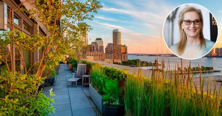 Meryl Streep logra vender su ático en Nueva York tras una rebaja