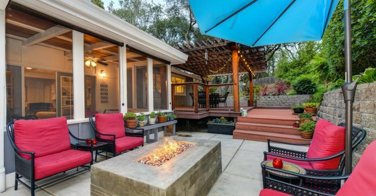 Cómo decorar tu terraza para disfrutarla después del verano