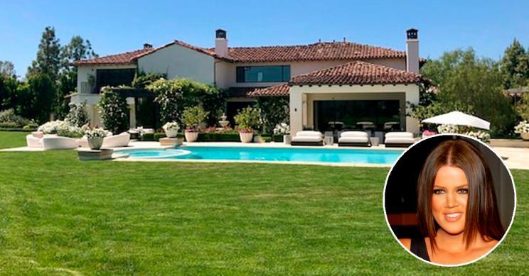 KhloeKardashianquiere cambiarse demansióny pone en venta este casoplónpor 16 millones