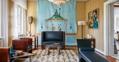 Karl Lagerfeld: tour por las casas de lujo donde vivió el 'kaiser' de la moda