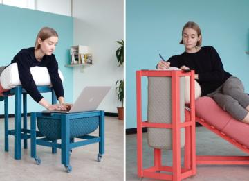 La solución para casas pequeñas: los muebles multiusos con diseños ingeniosos