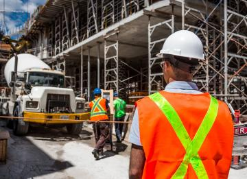 La construcción y el inmobiliario, entre las actividades que generan más empleo en las pymes