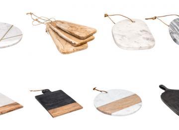 El efecto 'foodie' pasa de Instagram a tu casa: presume de mesa con estas tablas de cortar