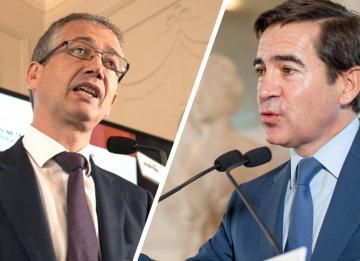 """La banca avisa: """"La fragmentación parlamentaria no puede provocar parálisis ni frenar las reformas"""""""