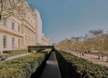 Se dispara el porcentaje de ricos de EEUU que compran casa en los mejores distritos de Londres