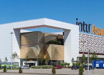 Intu vende su centro comercial en Asturias al fondo alemán ECE por 290 millones