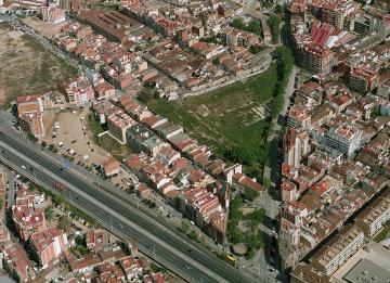 Cataluña levantará 41 pisos sociales en la antigua fábrica La Estrella de Badalona