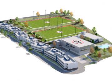 La NBA y LaLiga levantarán un macrocomplejo deportivo en Madrid