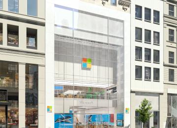 Microsoft se rinde ante Apple: deja el 'retail' y cierra todas sus tiendas en el mundo