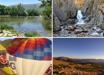 Planes al aire libre para sobrevivir al verano del covid-19 en Madrid