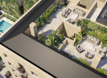 Padilla 66, un edificio histórico convertido en viviendas de lujo y ecológicas