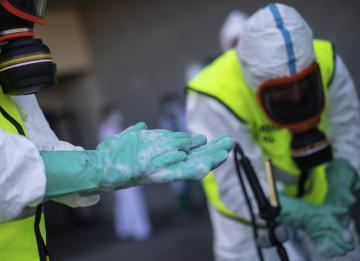 Imagen del día: España supera el millón de contagiados por covid